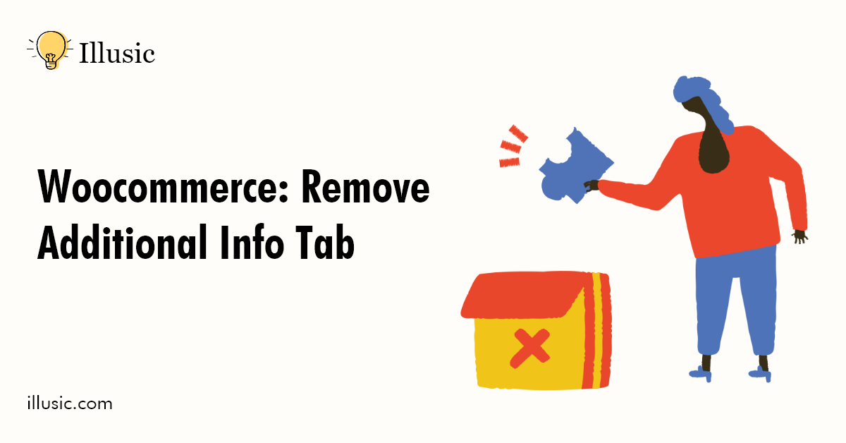 woocommerce remove additional information
